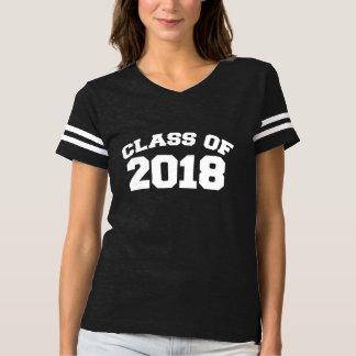 T-shirt Classe de 2018