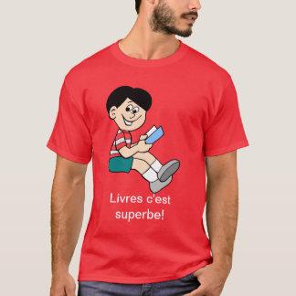 T-shirt Classes de DES de rentree de La