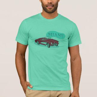 T-shirt Classique Corvette de Miami