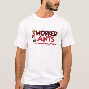 T-shirt Classique de WorkerAnts