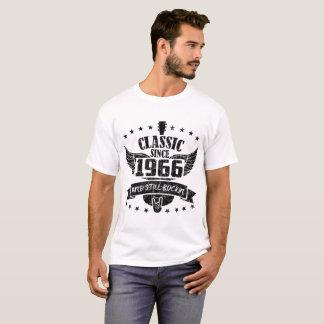 T-shirt classique depuis 1966 et toujours rockin