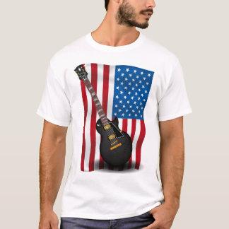 T-shirt Classique électrique - Etats-Unis