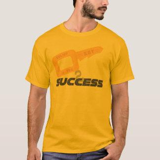 T-shirt Clé à la série de succès - croyance