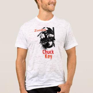 T-shirt Clé de mandrin de zombi