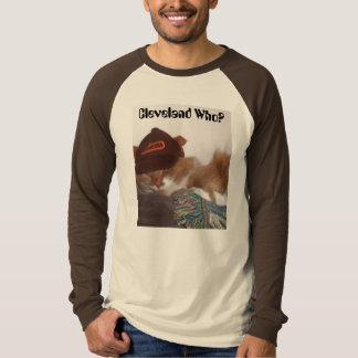 T-shirt Cleveland…