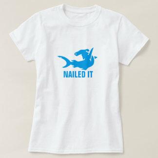T-shirt Cloué lui