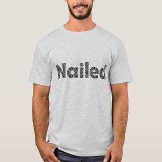 T-shirt Clous cloués