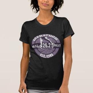 T-shirt Club de marathon