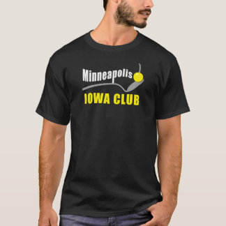 T-shirt CLUB de Minneapolis IOWA