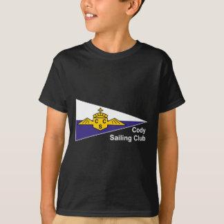 T-shirt Club de navigation de Cody - couleurs foncées