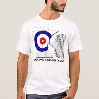 T-shirt Clubs de bordage du Minnesota
