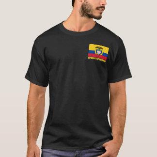T-shirt COA de la Colombie