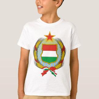T-shirt Coa_Hungary_Country_History_ (1957-1990)