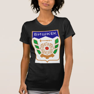 T-shirt Coat_of_arms_of_Bishkek_1991-1994