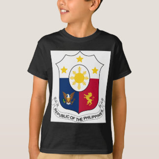 T-shirt Coat_of_arms_of_the_Philippines_ (1946-1978)