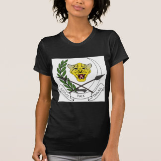 T-shirt Coats_of_arms_of_Zaire_ (1971-1997)