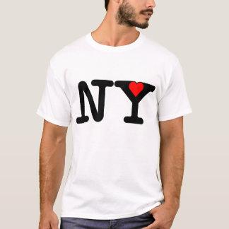 T-shirt cocktail de New York