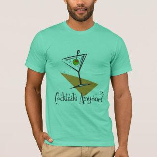 T-shirt Cocktails n'importe qui ?