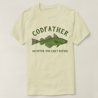 T-shirt Codfather