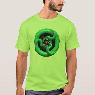 T-shirt Coeur de Cthulhu de base
