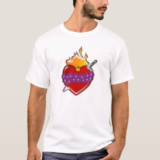 T-shirt Coeur impeccable de Mary