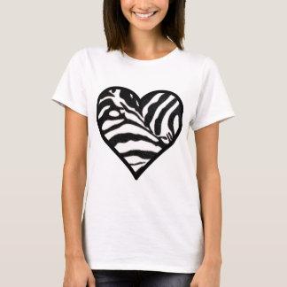 T-shirt Coeurs une abondance