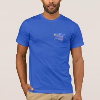 T-shirt Coffre laissé par paradis de paramécie