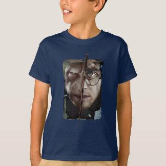 T-shirt Collage 10 de Harry Potter