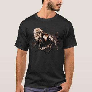 T-shirt Collage de vecteur de Gothmog Orc