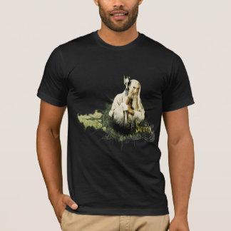 T-shirt Collage de vecteur de SARUMAN™