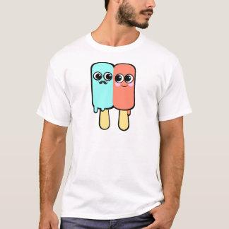 T-shirt Collé sur vous