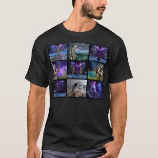 T-shirt Collection de la science fiction