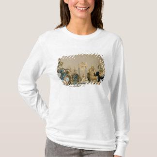 T-shirt Collection de Pendules De Paris