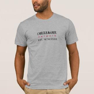T-shirt Collègue, T ADAPTÉ