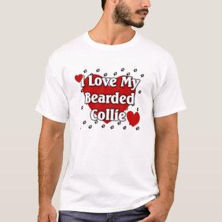 T-shirt Colley barbu