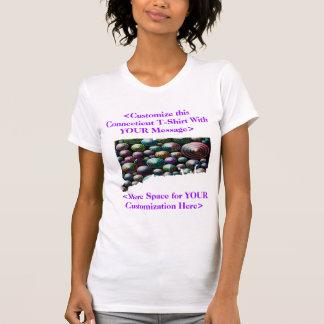T-shirt coloré personnalisable d'élection du