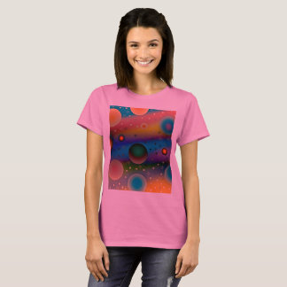 T-shirt Colorful balls♥