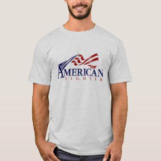 T-shirt Combattant américain