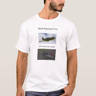 T-shirt Combattant P-51