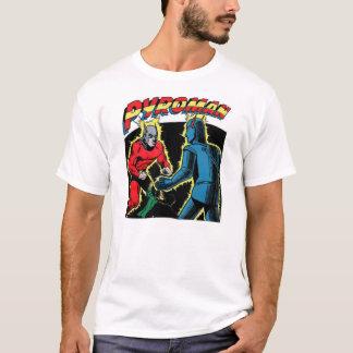 T-shirt comique de Pyroman