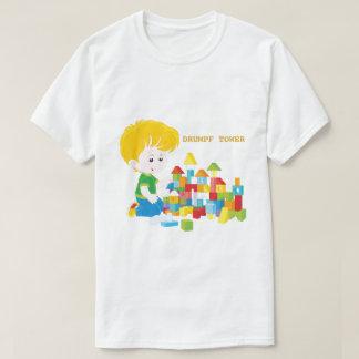 T-shirt comique de tour de Drumpf