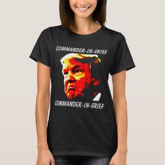 T-shirt Commandant-dans-Peine