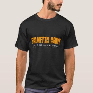 T-shirt Commande de Palmetto, oui, JE SUIS dans la bande…