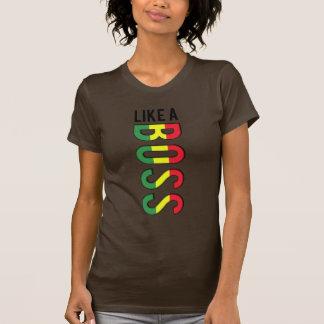 T-shirt COMME des couleurs d'un reggae de PATRON