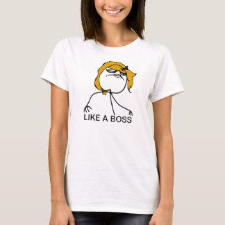 T-shirt Comme un patron
