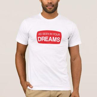 T-shirt Comme vu dans vos rêves