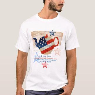T-shirt commémoratif de TeaParty