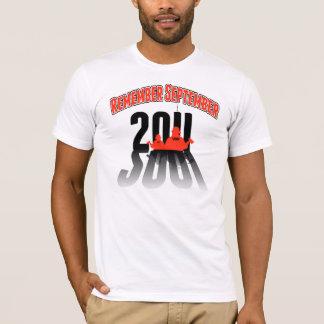 T-shirt commémoratif du tour 911