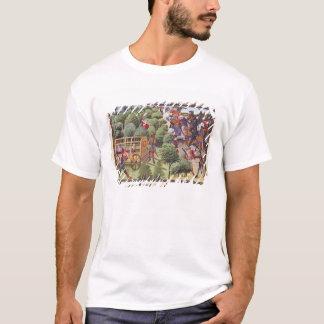 T-shirt Comment la duchesse d'Aigremont a donné naissance