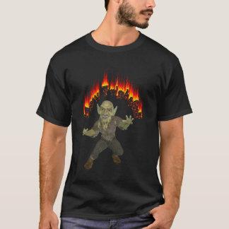 T-shirt Comment lutin mauvais terrible de Halloween